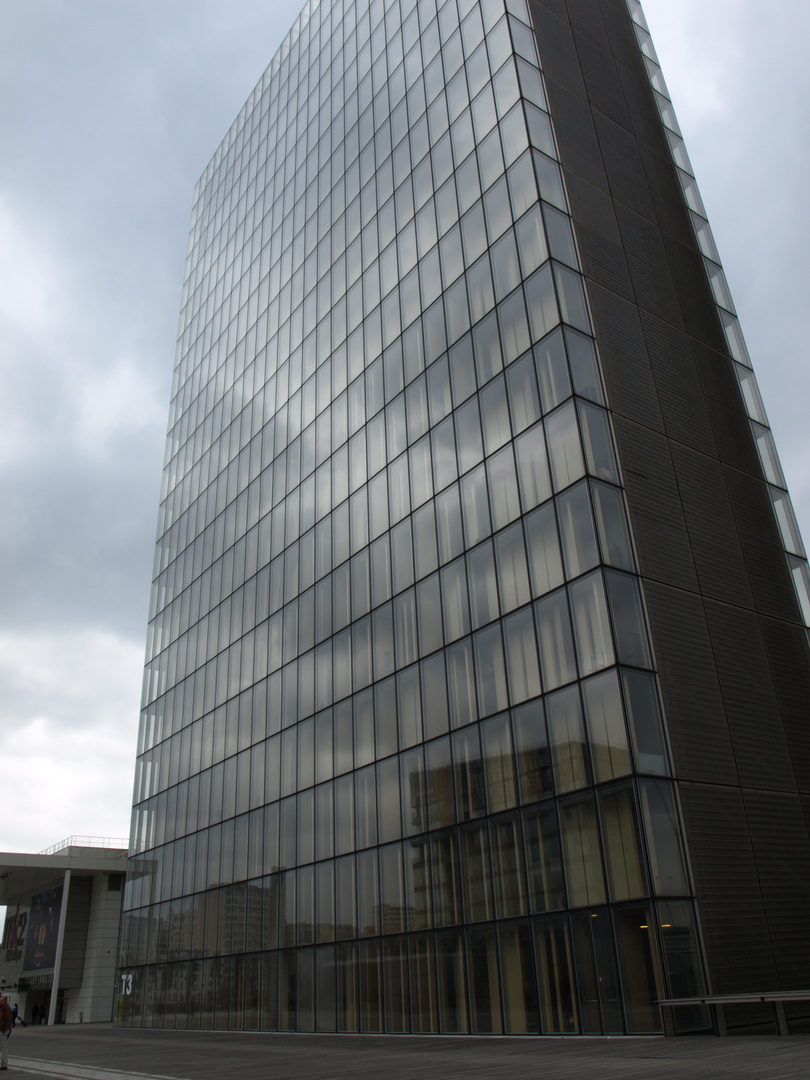 Bibliothèque F. Mitterrand