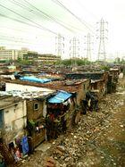 Bibonville Dharavi, Mumbaï/Bombay