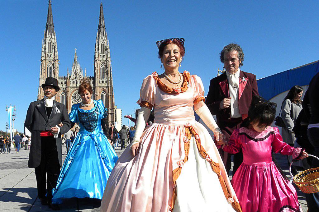 Bicentenario , Plaza Moreno, La Plata, Argentina