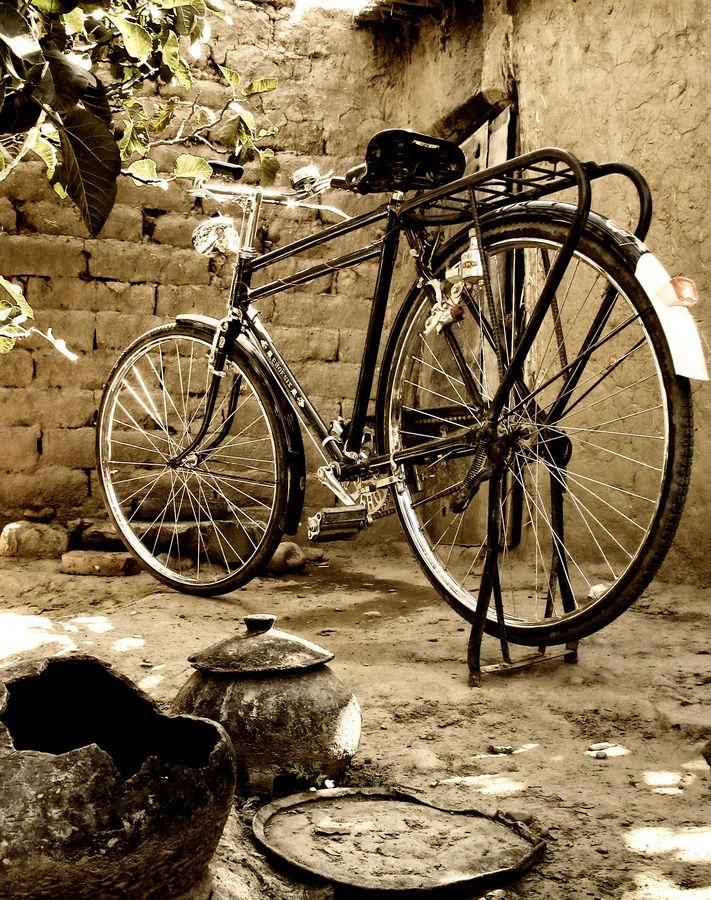 Bici de campo
