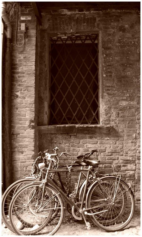 Bici nella Città delle biciclette