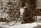 Bicicletta in pensione