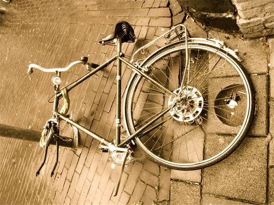 bicycle one wheel