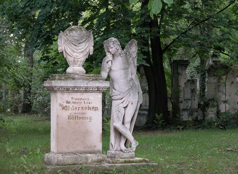 Biedermeierfriedhof St. Marx II