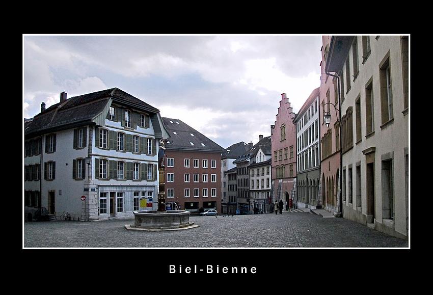 Biel, meine Stadt