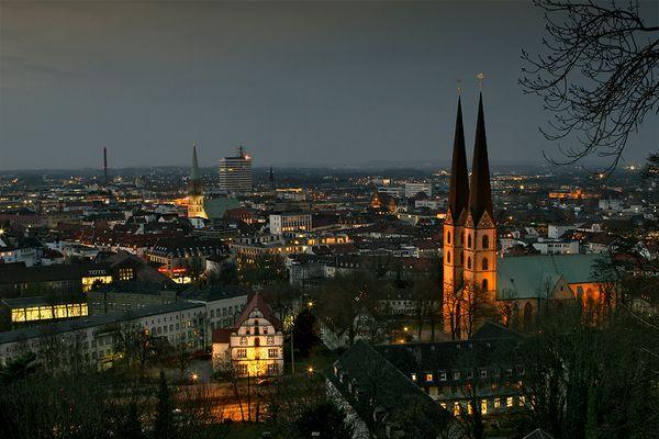 Bielefeld gibt es doch...