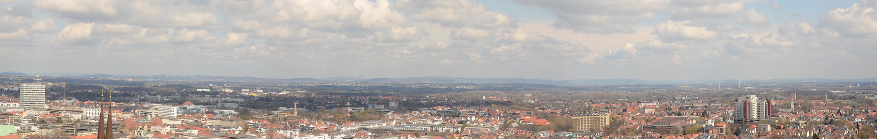 Bielefeld - gibt es nicht ?!