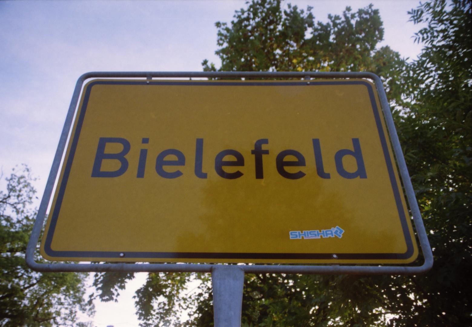 Bielefeld Ich war da Teil 1 Und lebe immer noch;-)