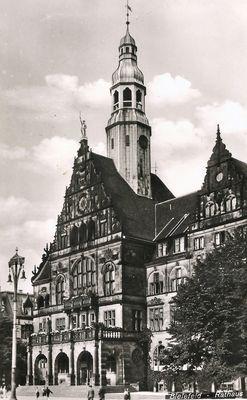 Bielefeld Rathaus 1940