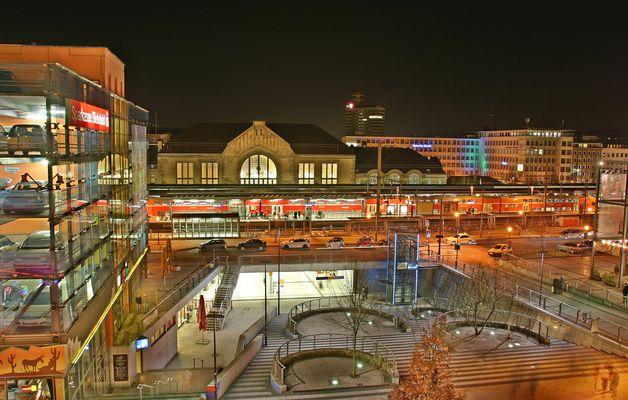 Bielefelder Bahnhof