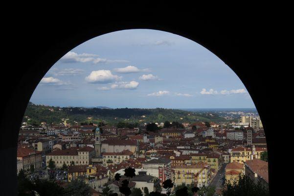 Biella panoramica