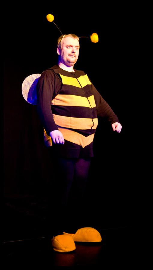 Bienen summen...