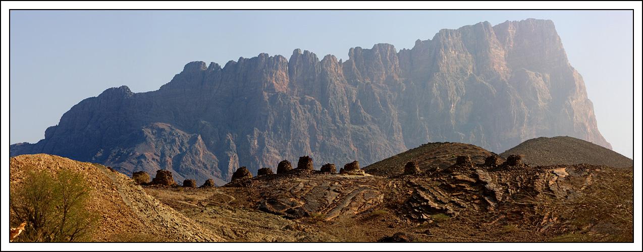 Bienenkorbgäber - Oman