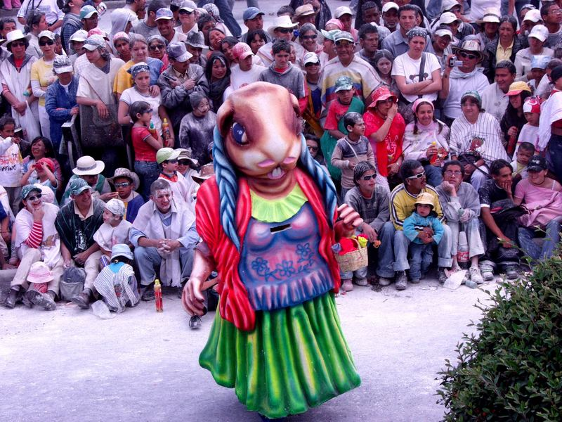 Bienvenidos al Carnaval!!!