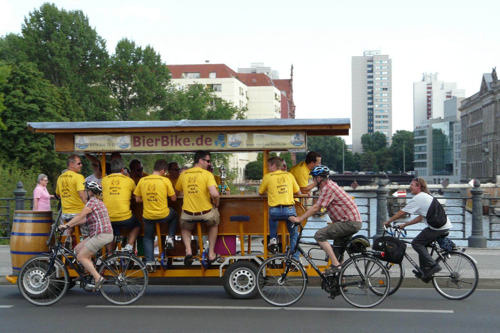 Bier-Bike-Berlin...
