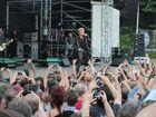 Bier , Smartphones & Billy Idol - 03. 07. 2014 - Dresden ( Junge Garde )