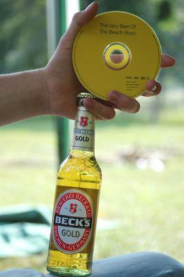 Bier und gute Musik