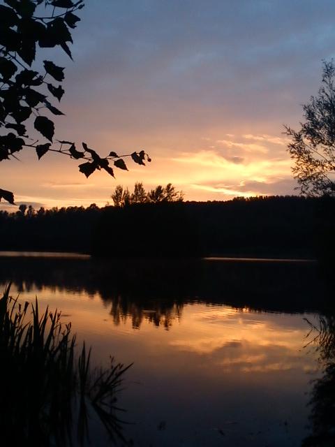 Bieserner See am Abend *-*
