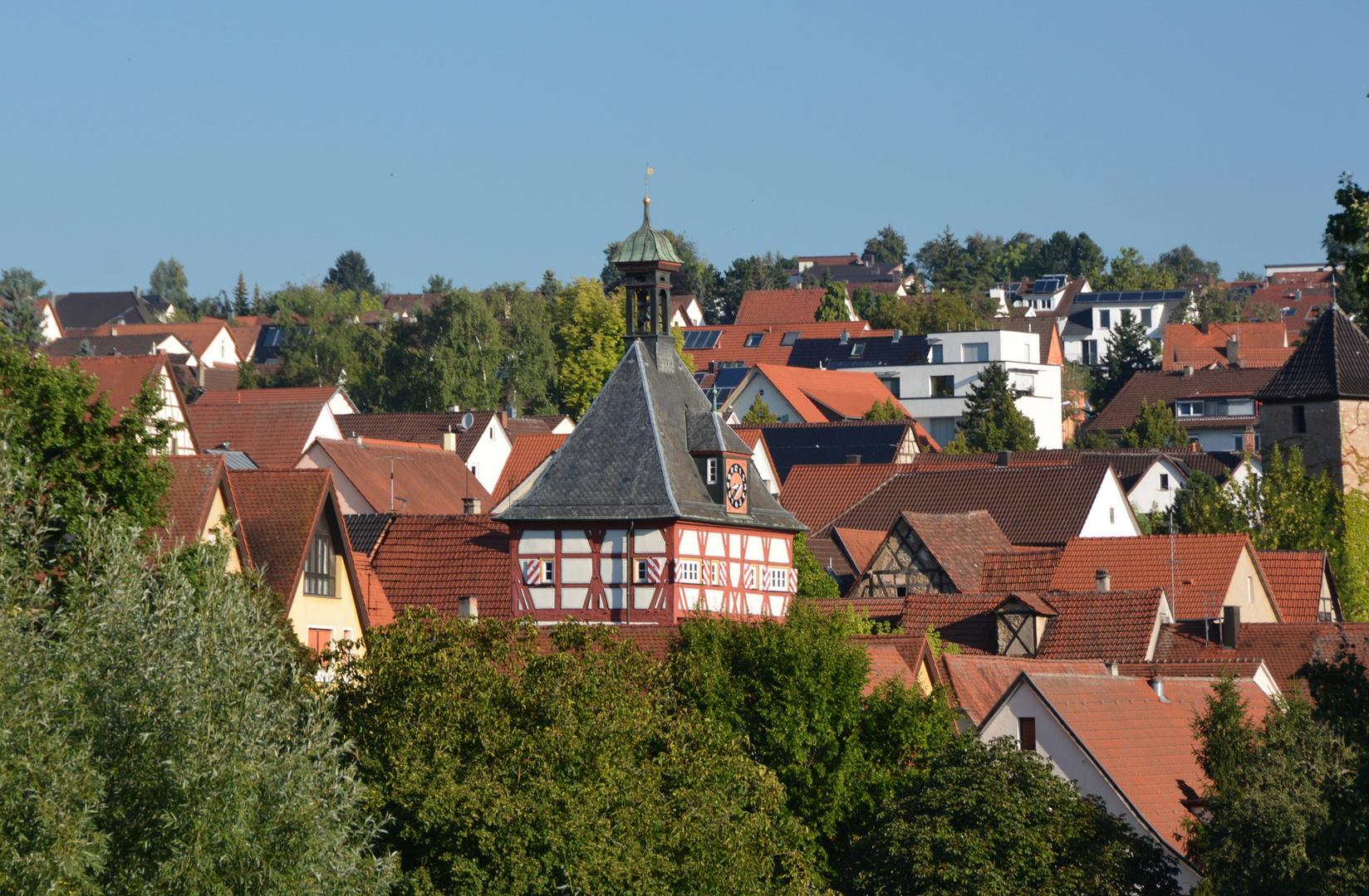 Bietigheim - Bissingen Altstadt