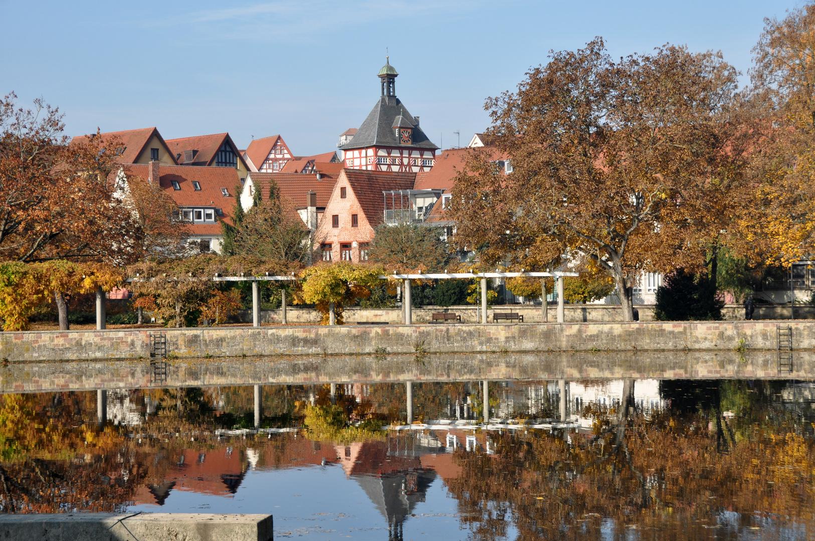 Bietigheim-Bissingen / Am Enzufer