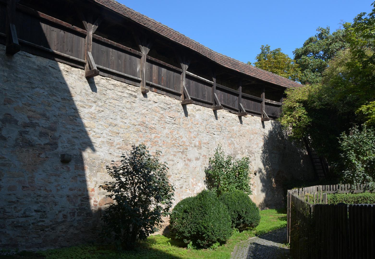 Bietigheim - Bissingen An der Stadtmauer