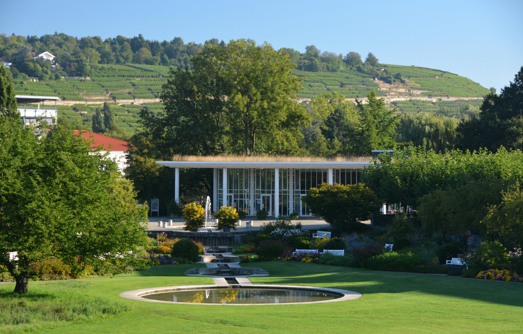 Bietigheim - Bissingen Bürgergarten und Weinberg