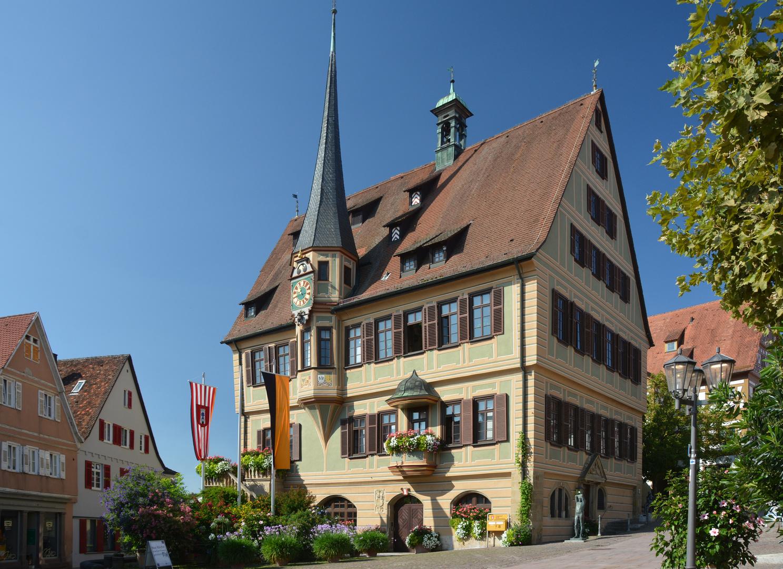 Bietigheim - Bissingen Rathaus Bietigheim