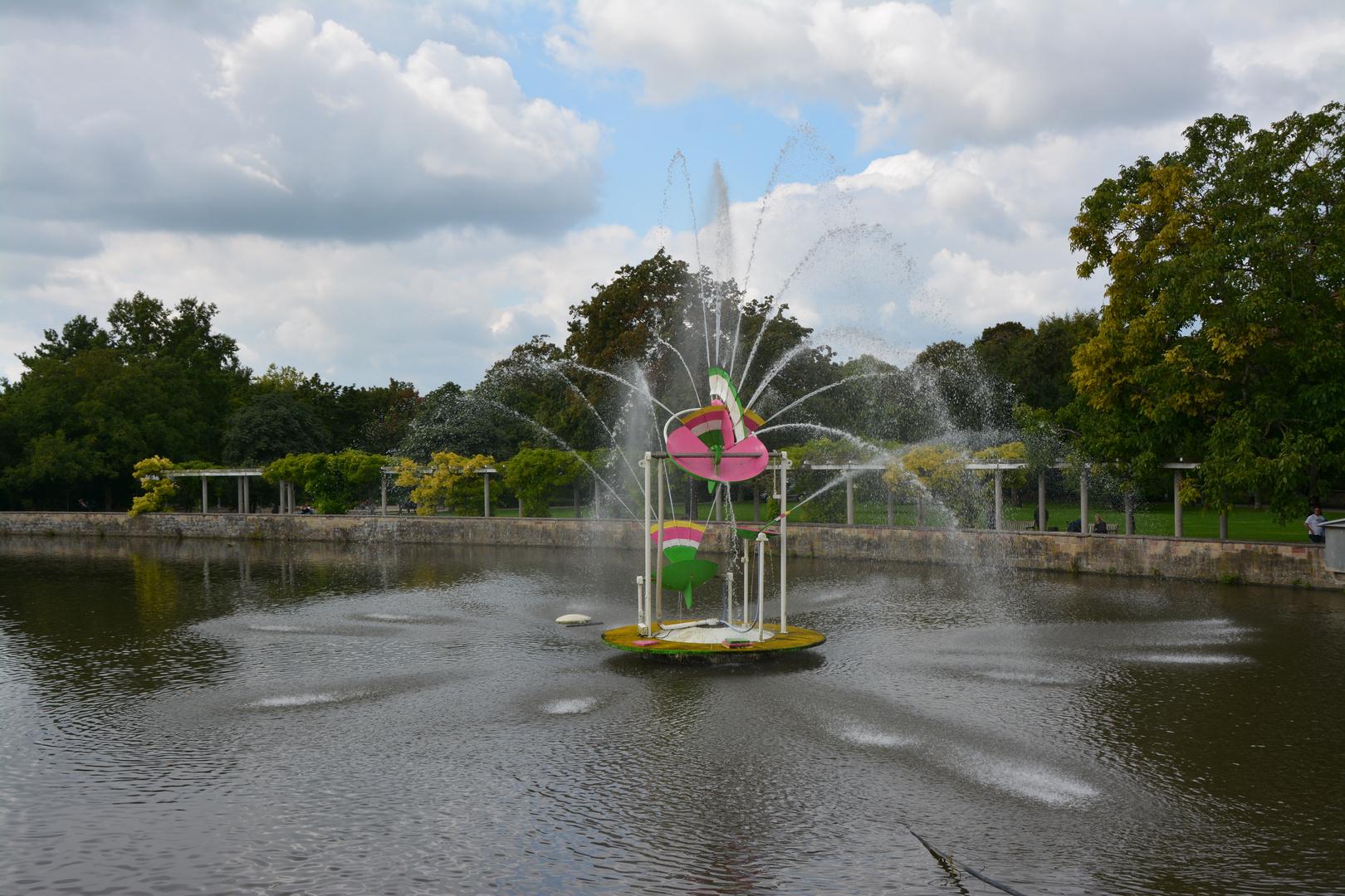 Bietigheim - Bissingen Wasserspiele