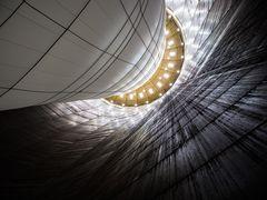 Big Air Package - Die Christo Ausstellung im Gasometer Oberhausen