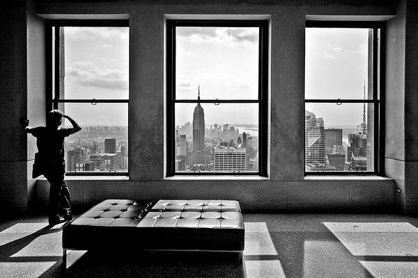 Big Apple view