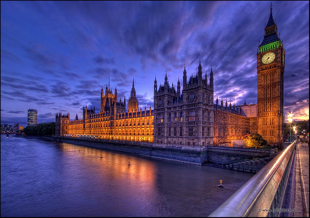 Big Ben - Houses of Parliament
