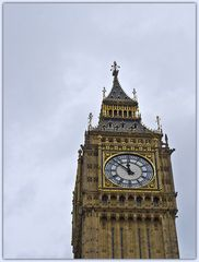 Big Ben  --  London