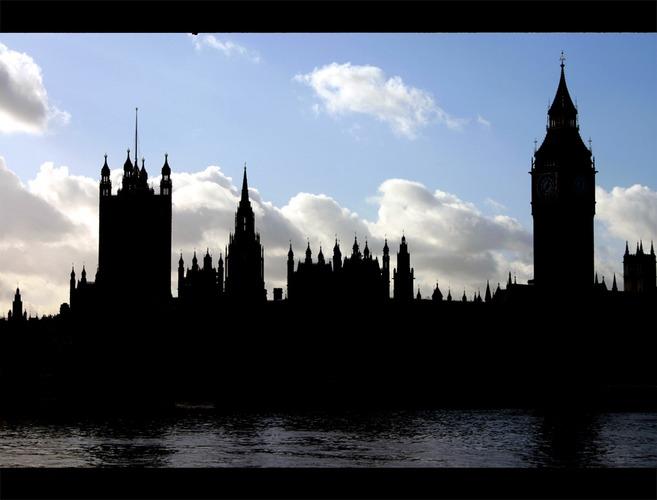 big ben u. parliament