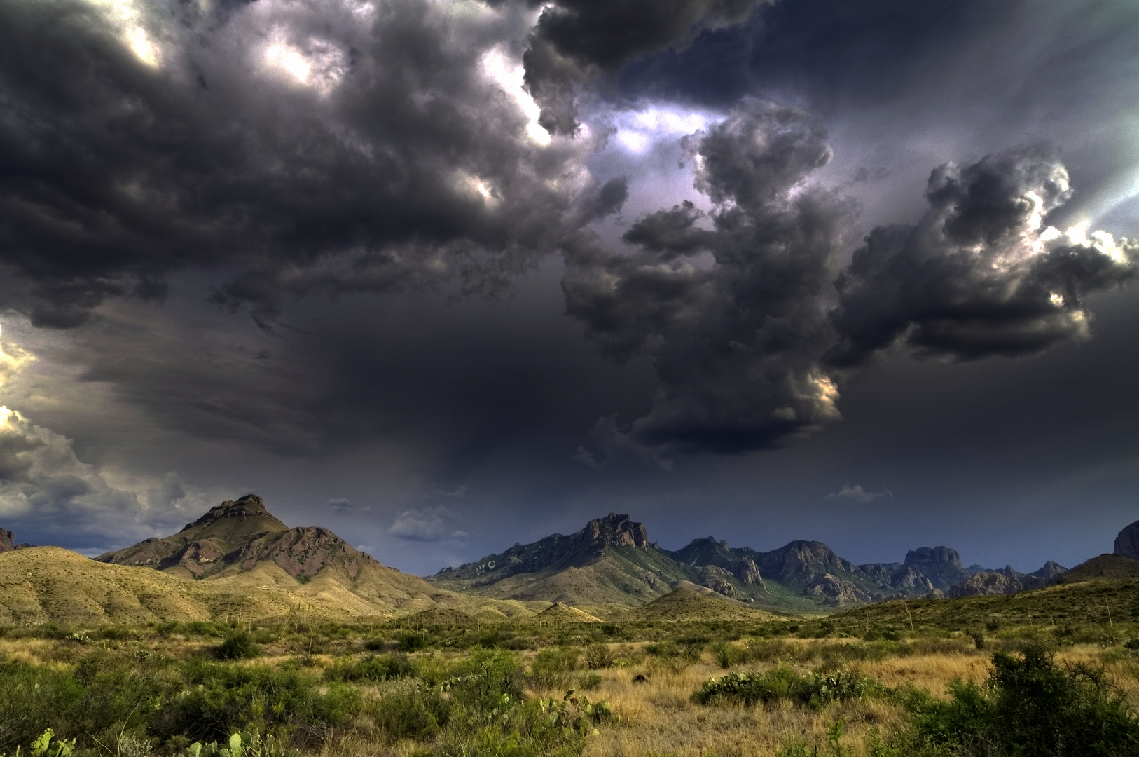 Big Bend Nationalpark (Texas)