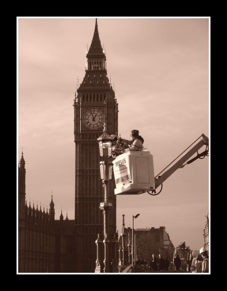 Big Ben's time