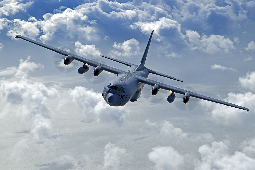 "Big Boy 2 - Lockheed C-130H ""Hercules"" - Royal Netherlands Air Force"