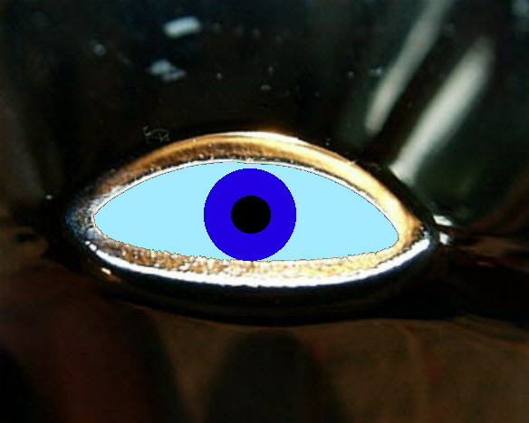 Big brother, sein synthetisches Auge