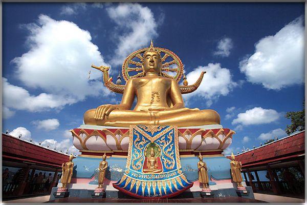 ...Big Buddha...