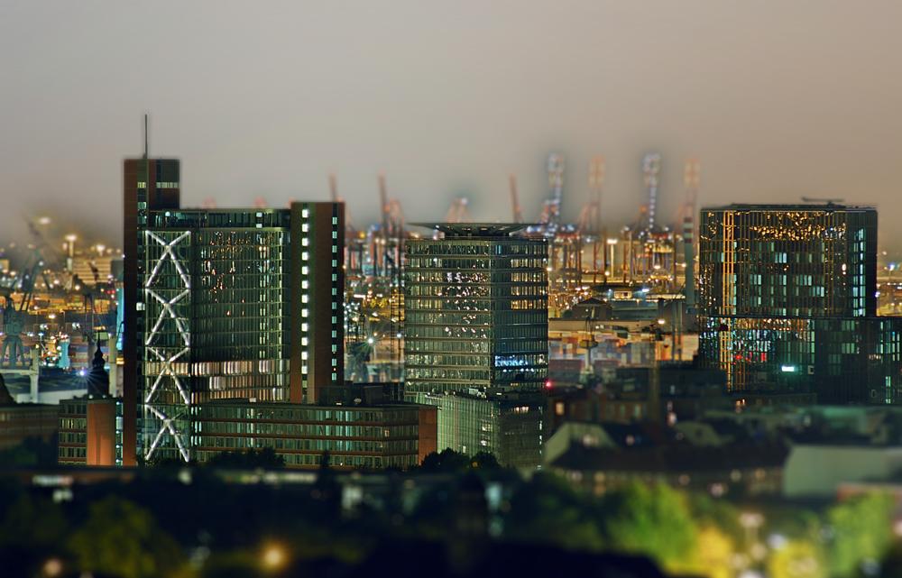 ...big city lights... (MiWuLa version)