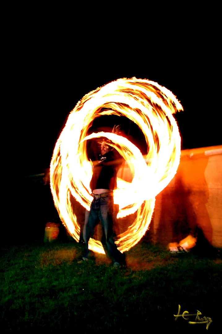 big fire staff