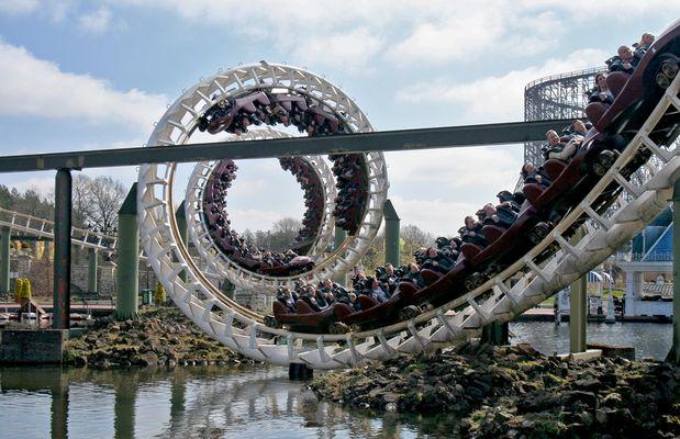 Big Loop @ Heide Park in Soltau