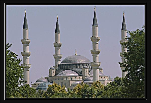 Big Mosque / Ashgabat / Turkmenistan