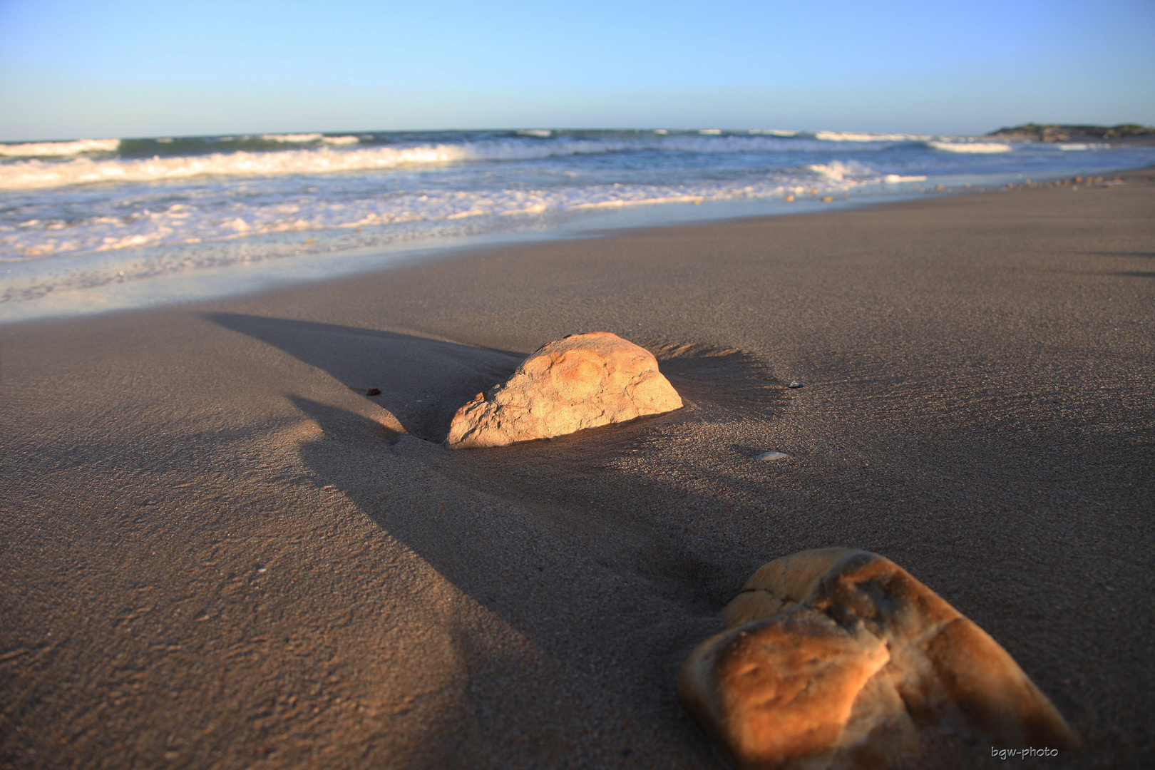 * big pebbles ... *