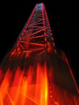 Big Shot Stratosphere Tower Las Vegas