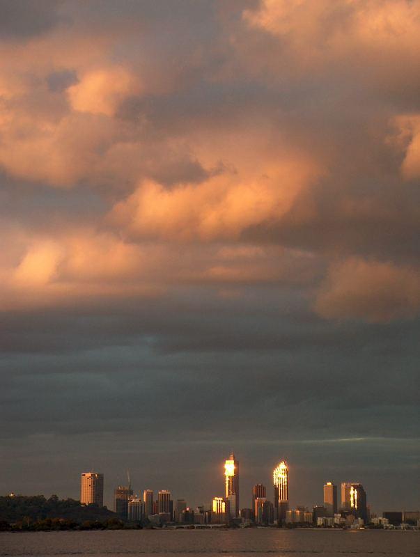 Big sky, big city