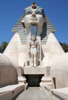 Big Sphinx is watching you