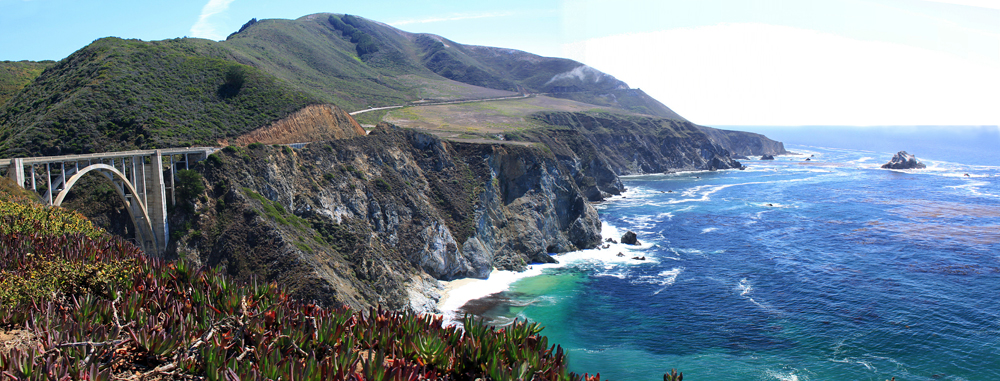 Big Sur Highway No. 1
