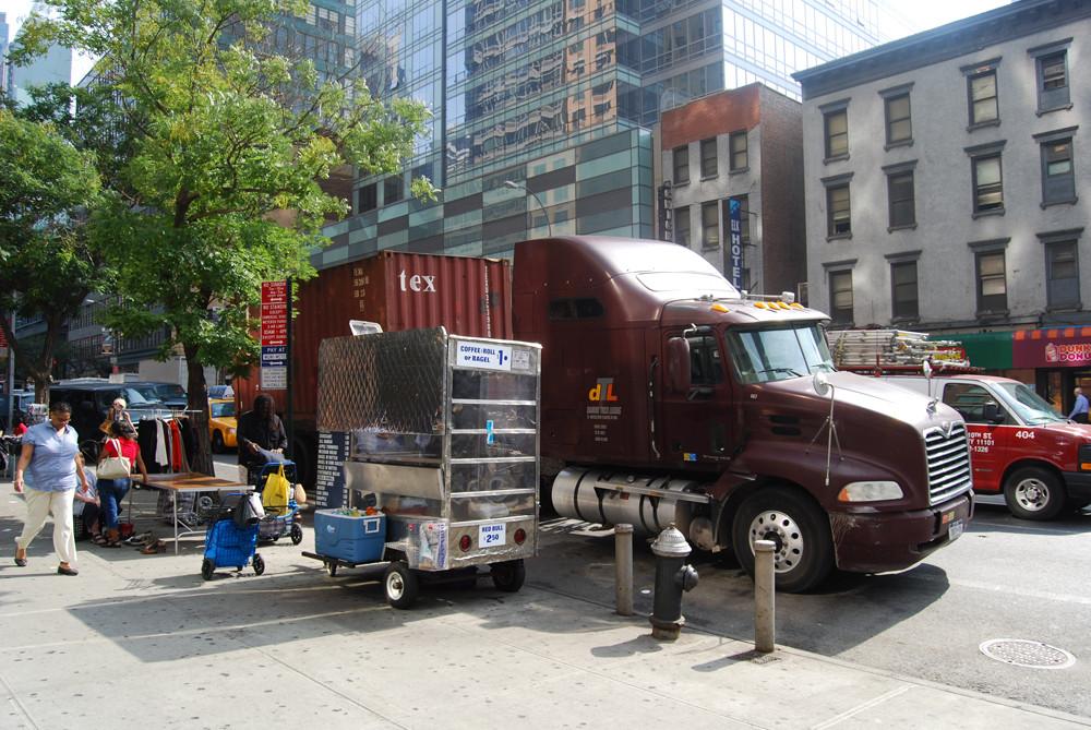 Big US Truck