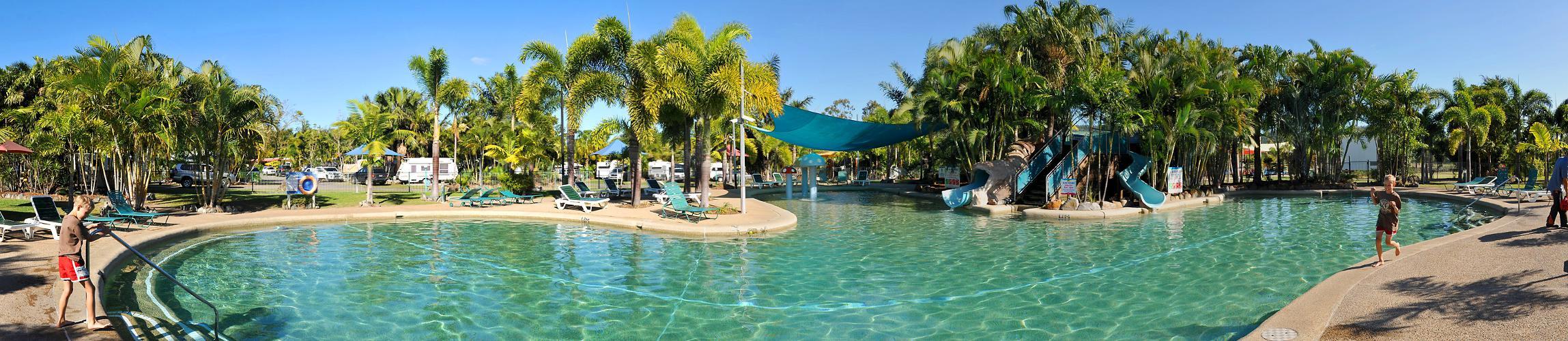 Big4 Adventure Whitsunday Resort Pool
