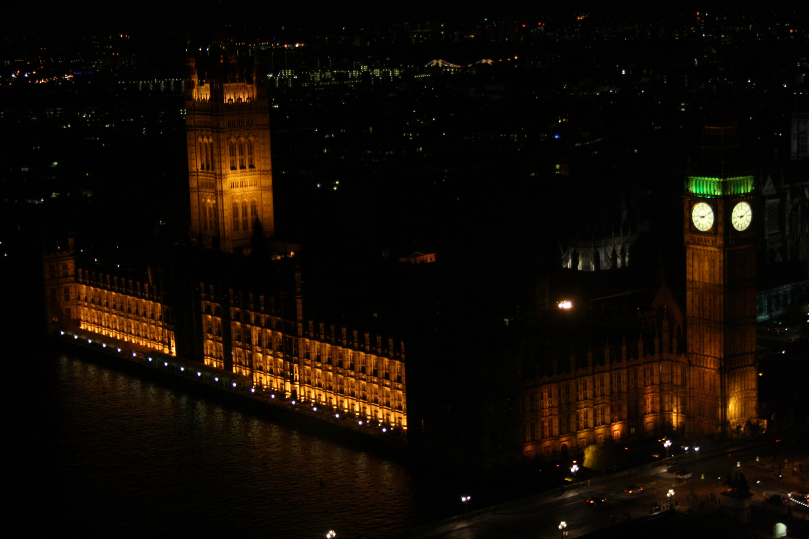 Bigben by night